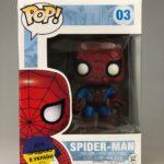 POP Spider-man 03 (Фигурка)