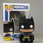 POP Heroes DC Universe batman 01 (Фигурка)