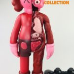 KAWS DISSECTED COMPANION Розовый 37см