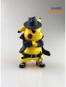 Pikachu Pokemon 16см (Фигурка), Pocket Pikachu,