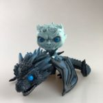 Game of Thrones Night King Icy Viserion POP 58