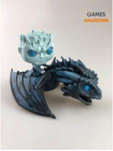 купить Game of Thrones Night King Icy Viserion Funko POP 58, купить в Киеве Фигурка Thrones Night King Icy Viserion,