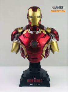Бюст Iron Man MARK XL