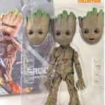 Groot Guardians Of The Galaxy (Фигурка 25см )