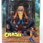 Crash Bandicoot со струйной доской (фигурка 20 см)