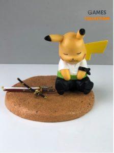 Pikachu Roronoa Zoro (Фигурка 12см)