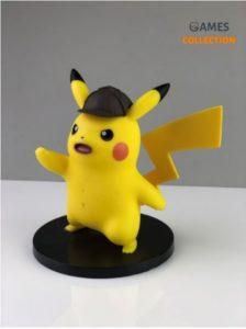Pikachu Шерлок Холмс (Фигурка 13см)