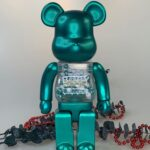 My First Bearbrick Baby Popular Colorful 400%