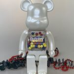 MY FIRST BE@RBRICK B@BY White 400% (28cm)