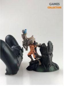 Guardians Galaxy Rocket Raccoon Groot (Фигурка)