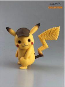 Pokemon Detective Pikachu (Фигурка)