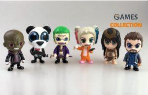 Suicide Squad Set1