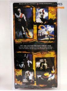 God of War Kratos Medusa Neca 20 см (Фигурка), Бог войны, Кратос, Kratos