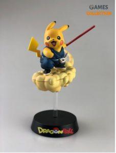 Pikachu Cos Goku 2