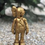 Kaws Flayed Companion Open Edition Gold – 20 см