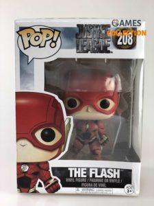 funko pop 208 the flash (Фигурка)