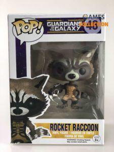 funko pop rocket raccoon 48 (Фигурка)