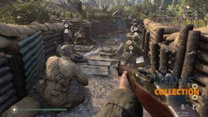 Call of Duty: WWII ENG (PS4)