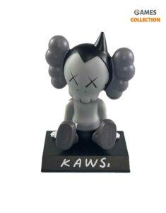 KAWS Astro Boy Toy Car Grey (13см)
