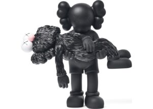 KAWS Gone Figure Black