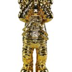KAWS Holiday Space Figure Gold 30см