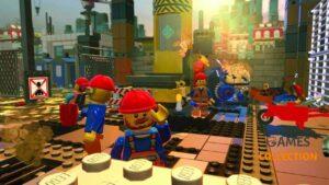 The LEGO Movie Videogame (Xbox One) Б/У