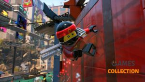 LEGO: Ninjago Movie Game