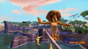 Мадагаскар 2: Побег в Африку (PS3) Б/У