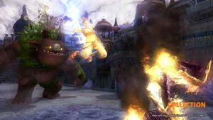 Majin and the Forsaken Kingdom (PS3) Б/У