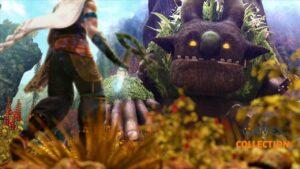 Majin and the Forsaken Kingdom (XBOX360)