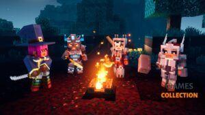Minecraft: Dungeons (Switch)