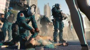 Cyberpunk 2077 (PS4) Б/У