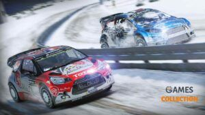 WRC 6 (PS4)