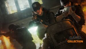 Tom Clancy's Rainbow Six: Siege (XBox One) Б/У
