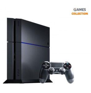 Sony PS4 Fat Черная 500GB (Б/у)
