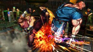 Street Fighter X Tekken (XBOX360)