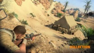 Снайпер Елит 3: Полное издание (Плейстейшн 3)