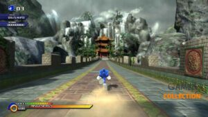 Sonic: Unleashed (XBOX360)