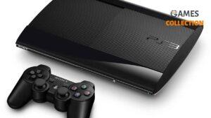 Sony Playstation 3 Super Slim Bundle (500GB, CECH-4008C)