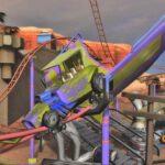 Thrillville: Off the Rails (XBOX360) Б/у