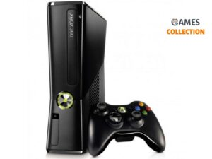 Xbox 360 Slim/E 250 Gb Freeboot + 30 Игр