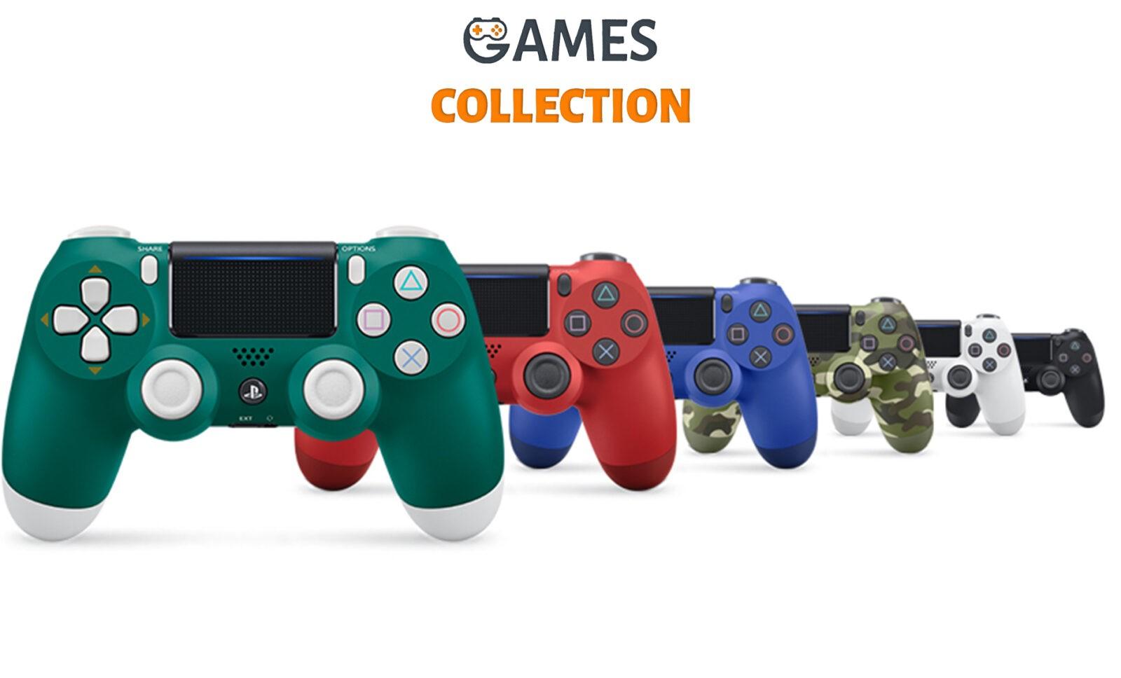 Новинка! DualShock 4 в расцветке «Альпийский зеленый»