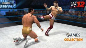 WWE '12 (PS3)
