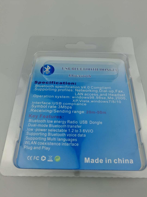 Bluetooth 4.0 Dongle Adapter CSR 4.0 USB 2.0