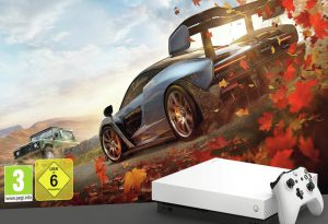 Xbox One X 1TB Forza Horizon 4 / Forza Motorsport 7 Bundle