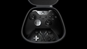 Microsoft Official Xbox One Wireless Controller - Elite