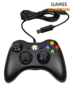 Xbox 360 Джойстик (PC) (проводной)