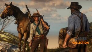 Red Dead Redemption 2 (PS4) Б/У