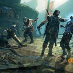 Middle-Earth: Shadow of Mordor (XBOX360) Б/У
