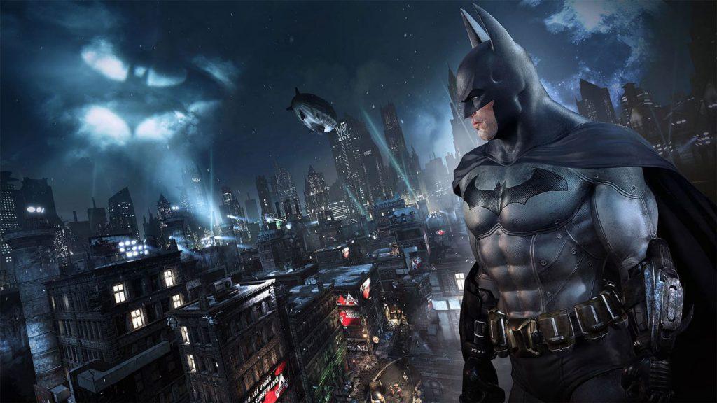 Новая игра про Бэтмена